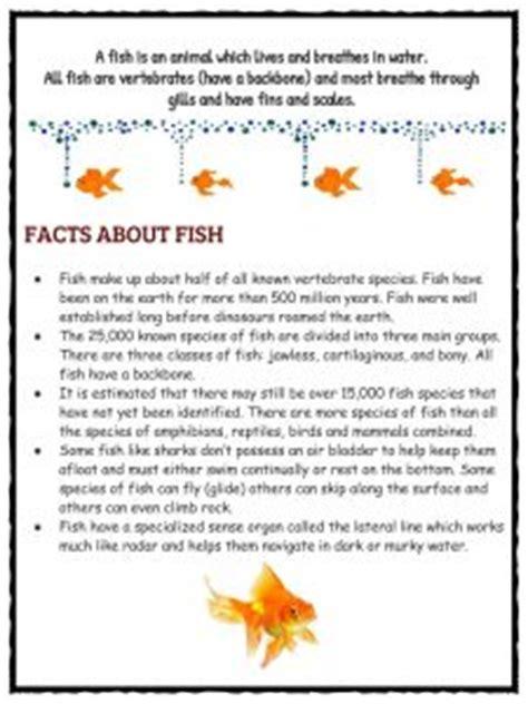 fish facts and worksheets kidskonnect 915 | Fish Worksheet 225x300