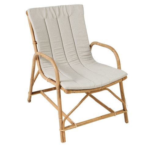 coussin pour chaise en rotin coussin pour fauteuil olivier fauteuil rotin kok