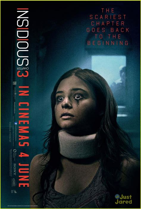 See The New Insidious Chapter Posters With Stefanie