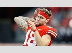 Tate Martell Will Fight for the Starting Job, But Plans to