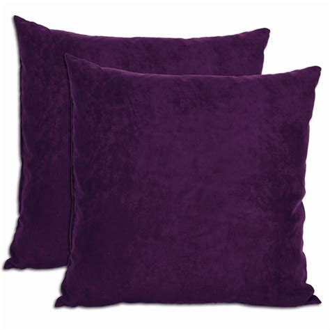 Accent Pillows by Purple Accent Pillow Interior With Lovely Outlook