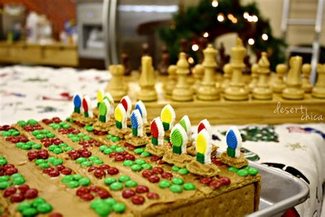 27560 Chess House Coupons by Baking Graham Cracker Chess Set And Peanut