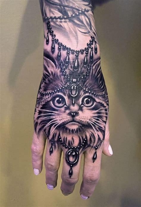 Permalink to Tattoo Lion Hand