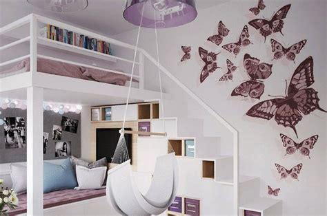 deco chambre mezzanine déco peinture mezzanine