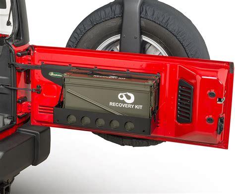 jeep tailgate storage quadratec 12226 3000 07 qp1 tailgate cargo shelf with 40mm