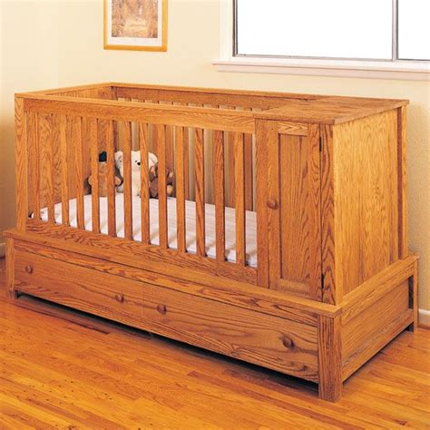 wood baby crib plans  woodworking plans woodworking