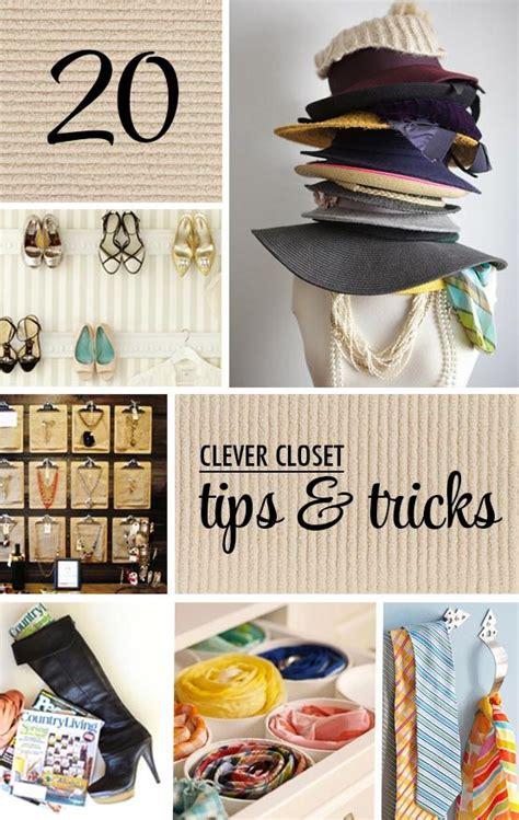 Clever Closet Organization Ideas by 20 Clever Closet Tips Tricks Family Parenting