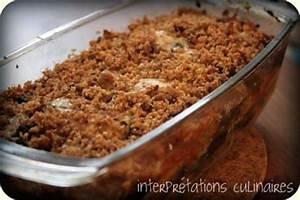 Recette Crumble Salé : recette de crumble sal aux l gumes d 39 t ~ Melissatoandfro.com Idées de Décoration