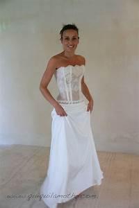 Robe De Mariée Originale : 79 best robes de mari es bustier transparent strapless ~ Nature-et-papiers.com Idées de Décoration