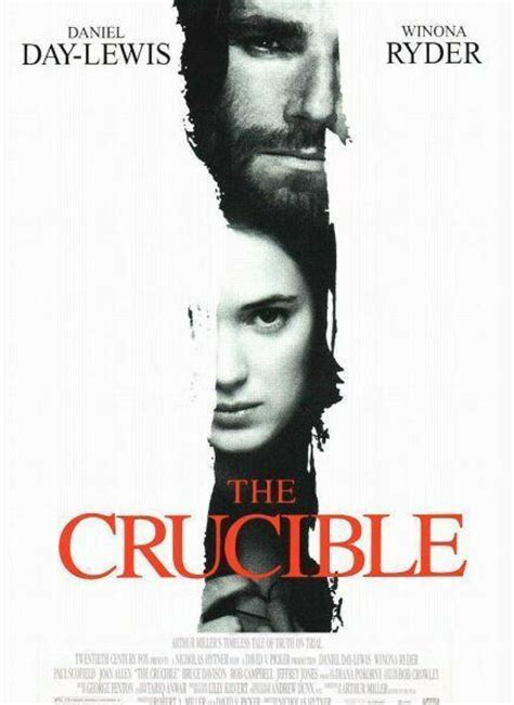 The Crucible Resumen by El Crisol 1996 Filmaffinity
