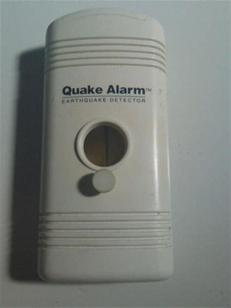 jual detektor gempa quake alarm  lapak rahmad desman