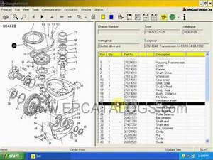 Hyster Challenger G007 H170 280hd Forklift Parts Manual