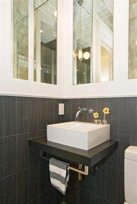 sink designs suitable  small bathrooms