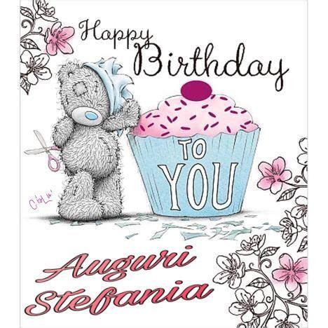 Search for text in url. Buon Compleanno Stefania Divertenti