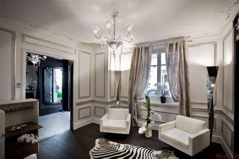 décoration rideaux salon design