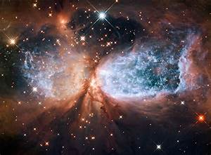 Hubble view of star-forming region S106 | ESA/Hubble