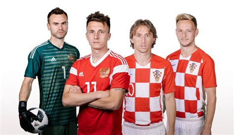 Fifa World Cup Can The Croats Advance Semi