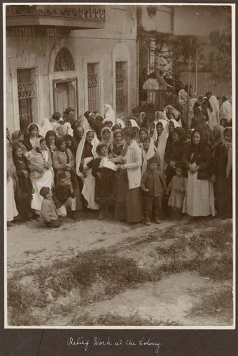 world war   american colony  jerusalem