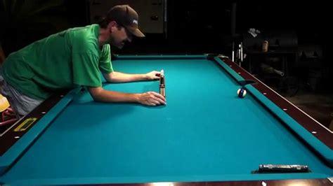 level  pool table    youtube