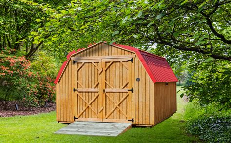 Yard Barns And More by Quality Mini Barns In 14 Sizes Yard Barns For Sale