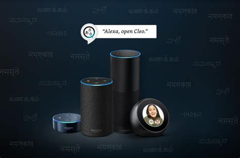 amazon alexa skill cleo lets users teach indian languages