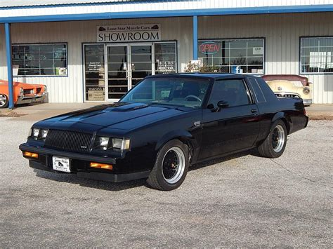 Grand National Car For Sale by 1986 Buick Grand National For Sale 2059949 Hemmings