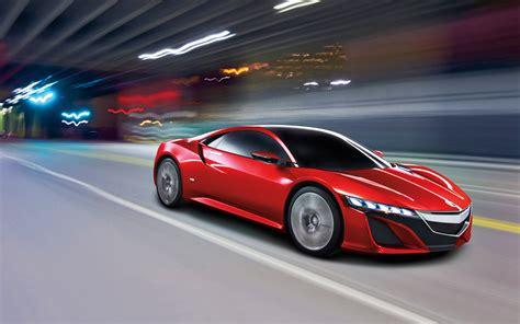 Future Shock 2018 Acura Nsx Photo Gallery Motor Trend