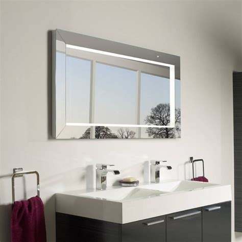 Bathroom Mirrors Illuminated by 15 Best Large Illuminated Mirrors