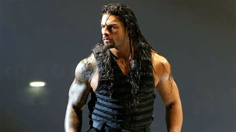 wwe top  video roman reigns greatest spears cageside seats