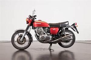 1971 Honda Cb 750 Four - Honda - Moto