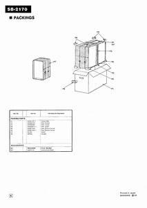 Technics Sb-2170