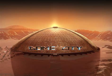 Unreal Engine 4 Powered Dome City Gets 7 Impressive ...