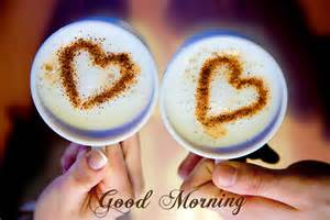 Romantic Good Morning Coffee Images