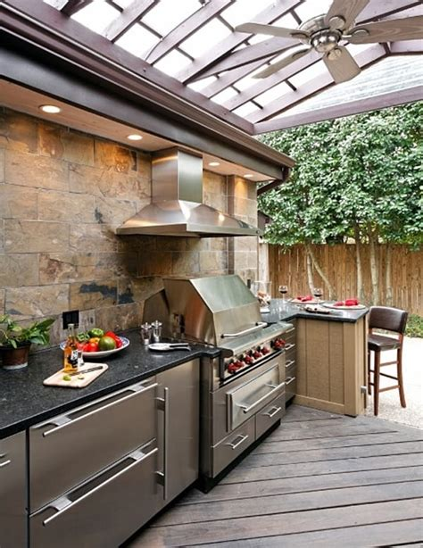 awesomely clever ideas  outdoor kitchen designs