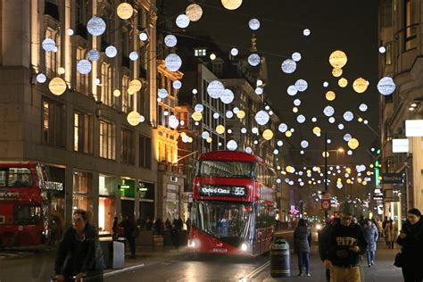 christmas lights oxford street 2015 switch on right now
