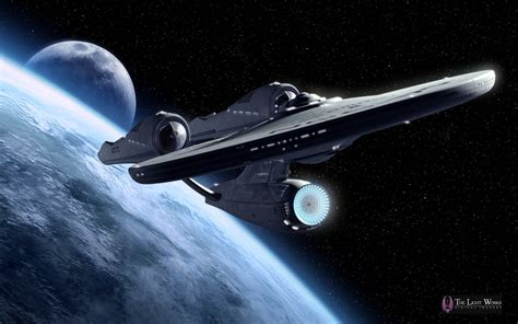 wallpaper: star trek enterprise wallpaper