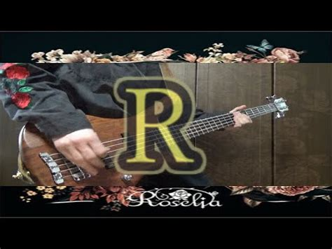 Please download one of our supported browsers. 【Roselia】R 弾いてみた 【ベース】 - YouTube