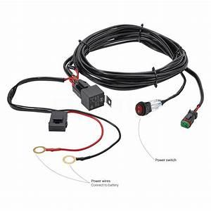 Light Bar Wiring Harness