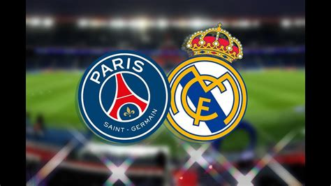 PSG vs Real Madrid | UEFA Champions League | 2019-20 | All ...