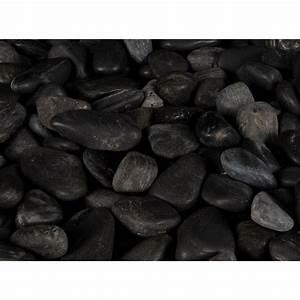 MS International 40 lb Ash Beach River Rock Bag