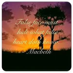 Shakespeare Quo... Macbeth Scene Quotes