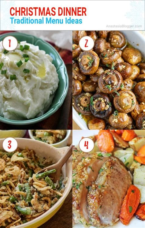 A southern christmas menu and collection of christmas recipes, all from deepsouthdish.com. Best 25+ Christmas Dinner Ideas - Traditional / Italian / Southern Menu | Christmas dinner menu ...