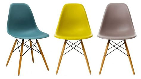 chaise dsw charles eames chaises eames pas cher