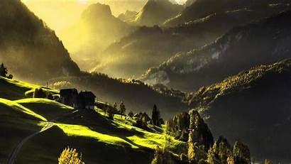 Wallpapers Landscape 1080p Nature Desktop Backgrounds Mountain