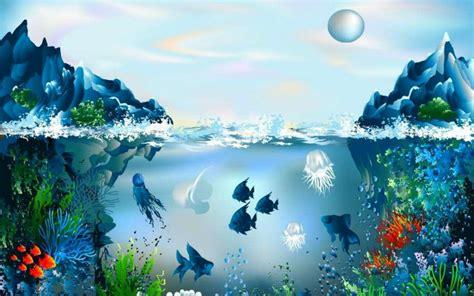 mundo submarino fondos de pantalla mundo submarino fotos
