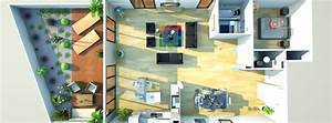 plan maison architecte 3d gratuit With programme decoration interieur gratuit