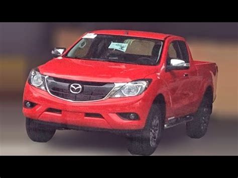 mazda bt  pickup truck spotted  youtube