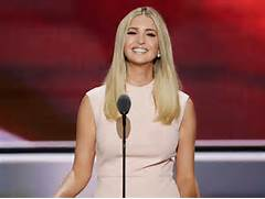 Ivanka Trump's Speech (full transcript)