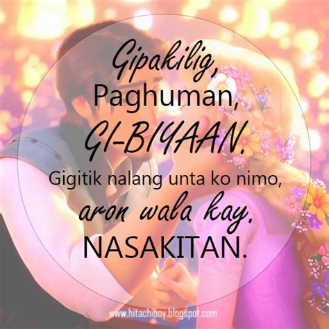 Funny Love Quotes Bisaya Version