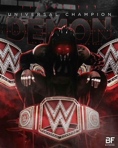 Finn Wwe Balor Demon King Wallpapers Champion